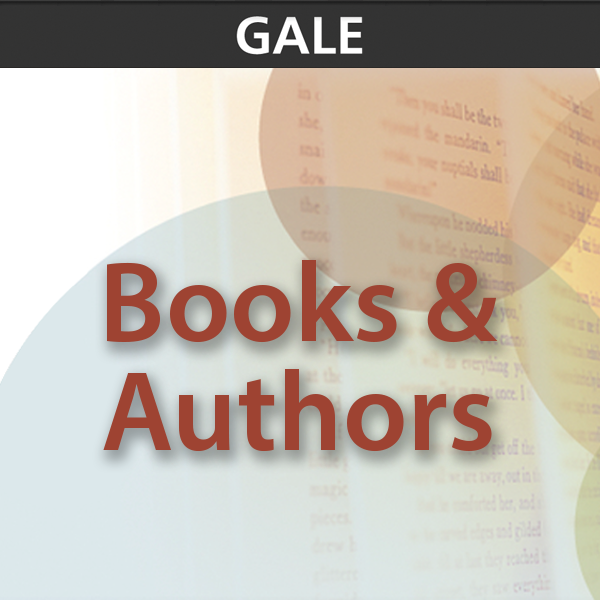 gale books and authors logo