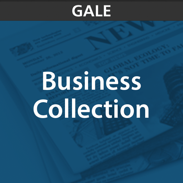 gale business collection