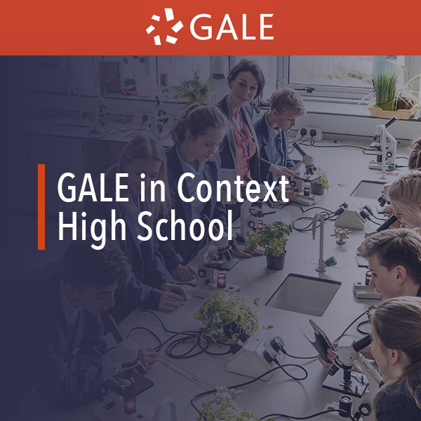 gale in context high school logo