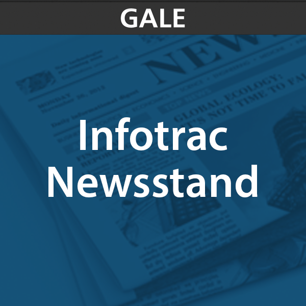 gale infotrac newspapers