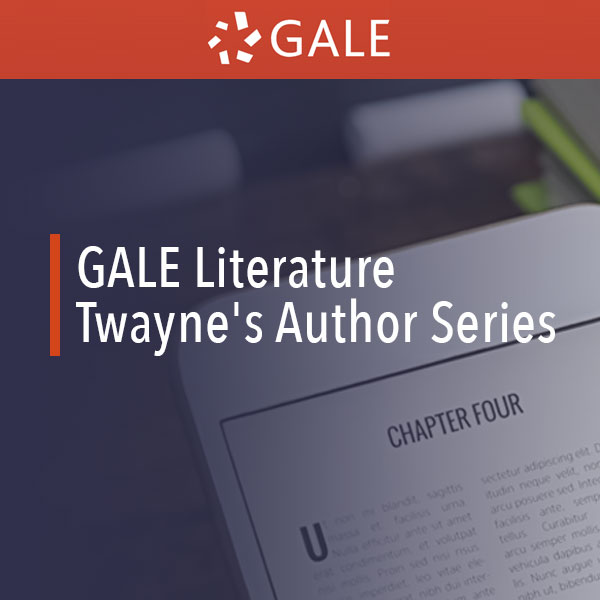 Twayne's Author series
