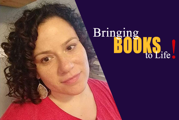 Klem-Mari Cajigas, Family Literacy Coordinator for Bringing Books to Life
