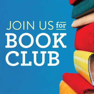 Join us for Book Club