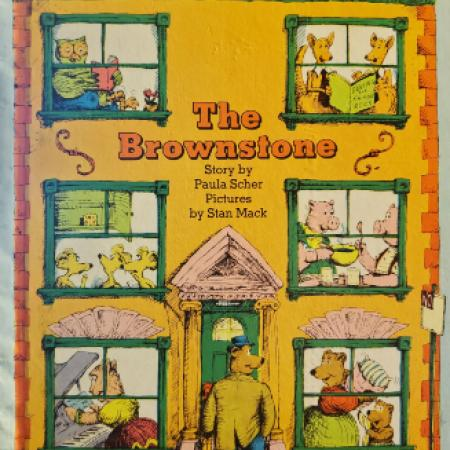 The Brownstone book cover